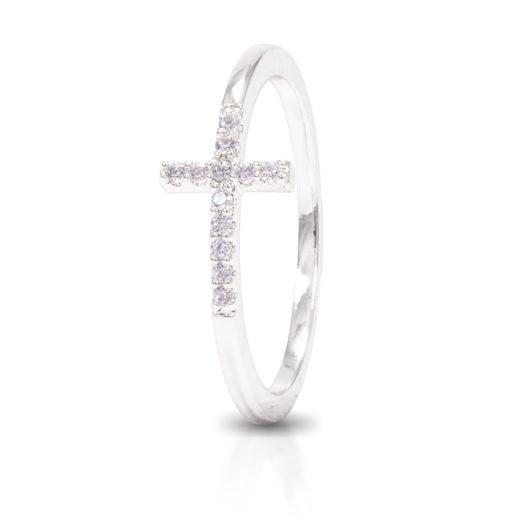 Cross Ring - Size 8