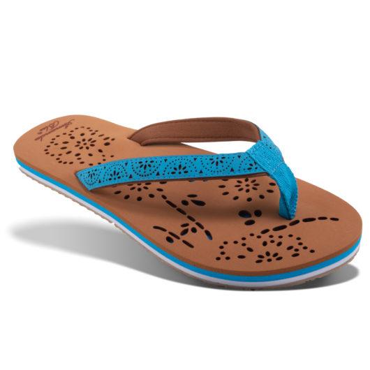 Kalli Sandals - Turquoise Size 11