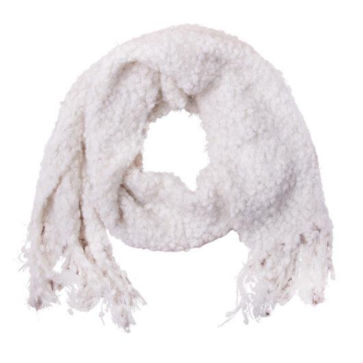Snowfall Scarf - Ivory