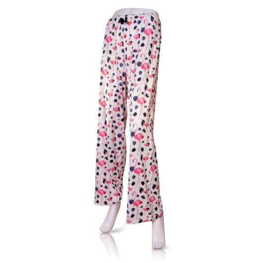 Pajama Pants - Flamingo