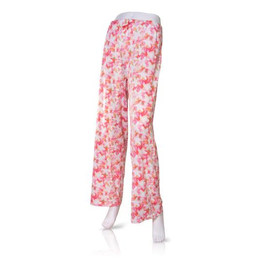 Pajama Pants - Starfish Floral