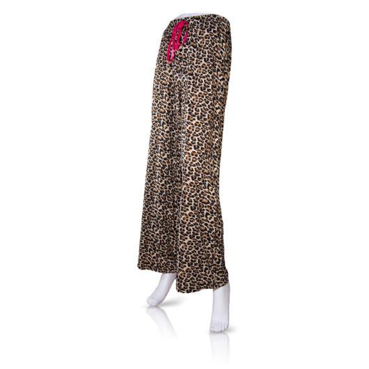 Pajama Pants - Leopard