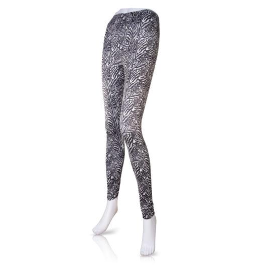 Fashion Leggings - Zebra